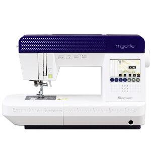 ハッピージャパンコンピューターミシン「mycrie(ミクリエ)FFH-8000」