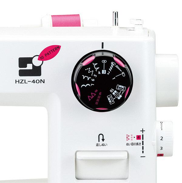 縫い模様10種類