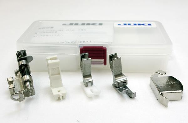 JUKI製職業用ミシン専用プロキット
