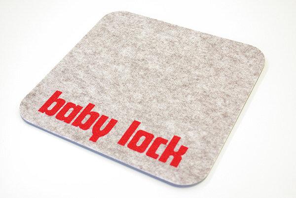 ベビーロック衣縫人対応防音防振マット